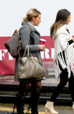MICHELLE KEEGAN at Shopping Centre in Solihull