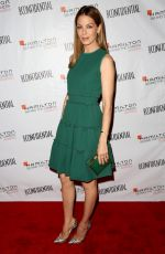 MICHELLE MONAGHAN at 2014 Hamilton Behind the Camera Awards in Los Angeles