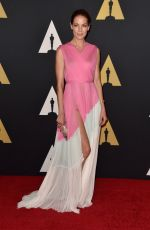 MICHELLE MONAGHAN at AMPAS 2014 Governor's Awards in Hollywood