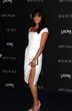 MICHELLE RODRIGUEZ at 2014 Lacma Art + Film Gala in Los Angeles