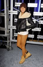 MICHELLE RODRIGUEZ at Halo: the Master Chief Collection Launch in Hollywood
