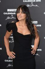 MICHELLE RODRIGUEZ at Pirelli Calendar 2015 Premiere in Milan