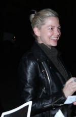 MICHELLE WILLIAMS Night Out in New York 0511