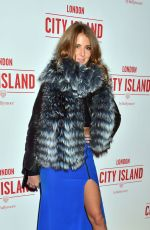 MILLIE MACKINTOSH at Ballymore Launch Party in London