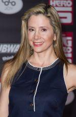 MIRA SORVINO at Big Hero 6 Premiere in Hollywood