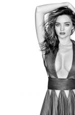 MIRANDA KERR in Elle Magazine, November 2014 Issue