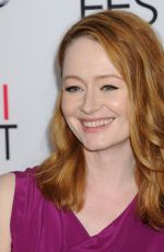 MIRANDA OTTO at The Homesman premiere at AFI Fest in Hollywood