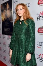 MOLLY QUINN at The Homesman Premiere at AFI Fest in Hollywood
