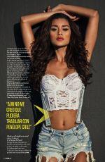 MURIEL VILLERA in FHM Magazine, Spain November 2014 Issue