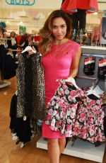MYLEENE KLASS at Mothercare Concept Store Launch in Solihull