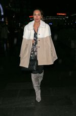MYLEENE KLASS Leaves Capital FM Studio in London