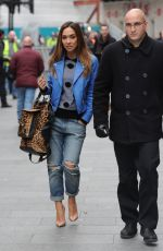 MYLEENE KLASS Out and About in London 2511