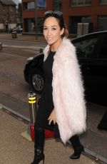 MYLEENE KLASS Out and About in London 2811