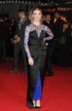 NATALIE DORMER at The Hunger Games: Mockingjay Part 1 Premiere in London