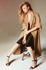 NATALIE DORMER in Glamour Magazine, UK December 2014 Issue