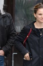 NATALIE PORTMAN Out and About in Paris 0211