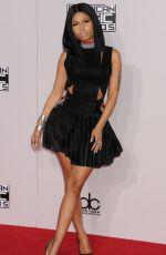 NICKI MINAJ at 2014 American Music Awards in Los Angeles