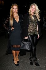 NICKY HILTON at Topshop Topman Opening Dinner in New York