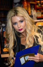 NICOLA MCLEAN at Share the Magic Charity Campaign Launch in London