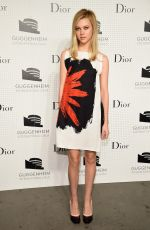 NICOLA PELTZ at Guggenheim International Gala Party in New York