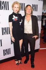NICOLE KIDMAN at 2014 BMI Country Awards in Nashville