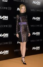 NICOLE KIDMAN at Agon Channel Launch Party in Milan