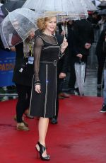 NICOLE KIDMAN at Paddington Premiere in London
