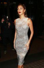 NICOLE SCHERZINGER Arrives at Global Gift Gala in London