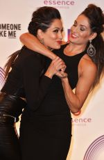 NIKKI and BRIE BELLA at MTV Europe Music Awards 2014 in Glasgow