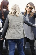 NIKKI REED Out and About in Los Angeles 1311