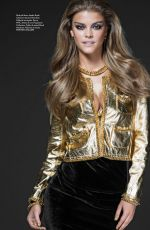 NINA AGDAL in Marie Claire Latinoamerica, October 2014 Issue