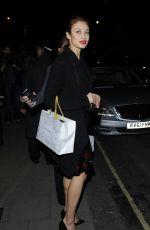 OLGA KURYLENKO at Dolce & Gabbana Christmas Tree Party in London