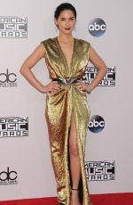 OLIVIA MUNN at 2014 American Music Awards in Los Angeles