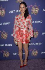 OLIVIA MUNN at Just Jared's Homecoming Dance in Los Angeles