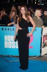 OLIVIA WILDE at Horrible Bosses 2 Premiere in London