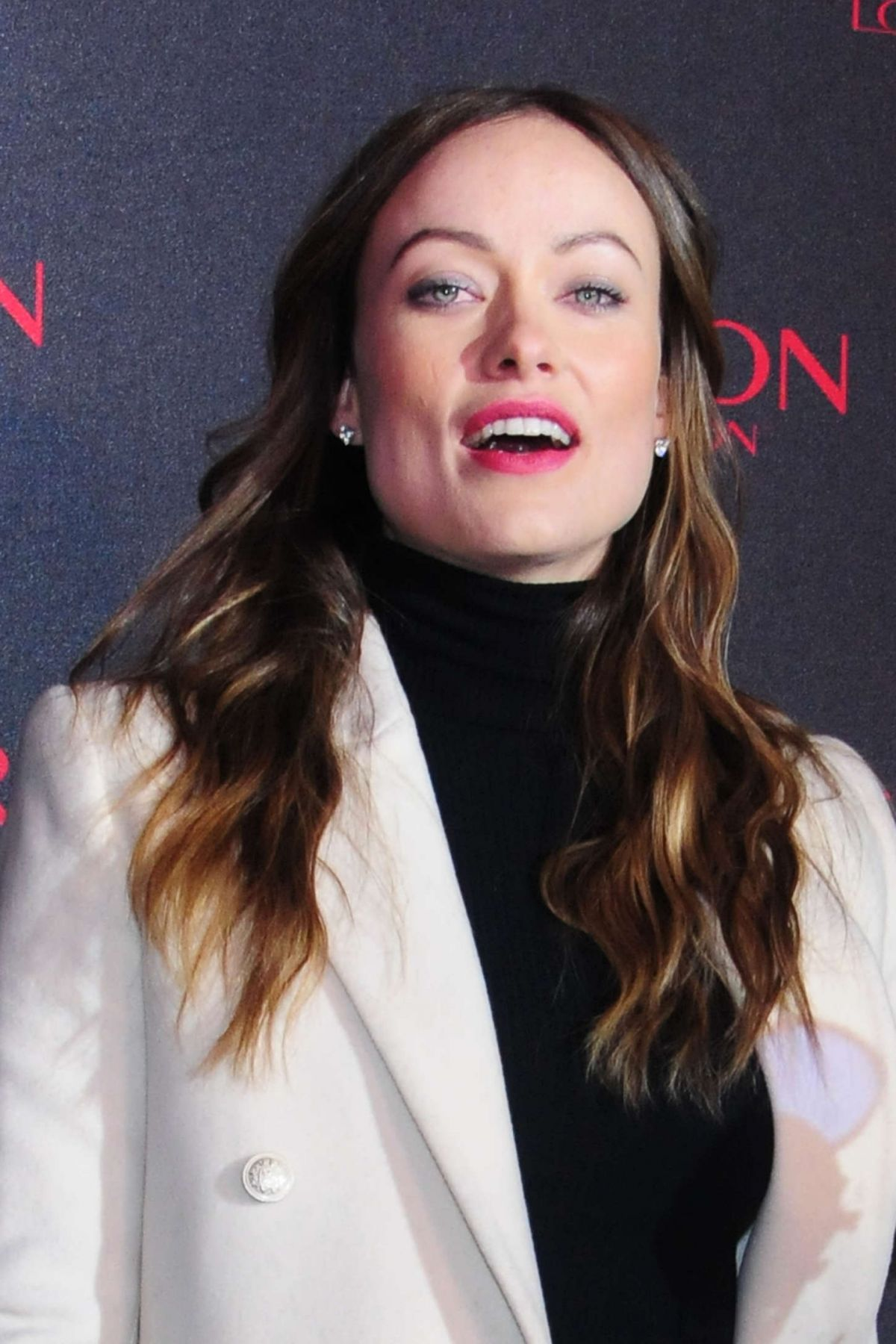 olivia wilde at revlon love is on campaign launch in new