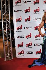 PARIS HILTON at NRJ DJ Awards in Monaco