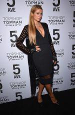 PARIS HILTON at Topshop Topman Opening Dinner in New York