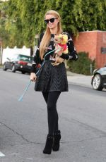 PARIS HILTON Out and About in Los Angeles 0211