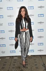 PASCAL CRAYMER at Now Christmas Party in London