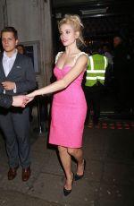 PIXIE LOTT Arrives at Freedom Bar in Soho