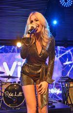 PIXIE LOTT Performs at Platinum Pixie Album Launch Party in London