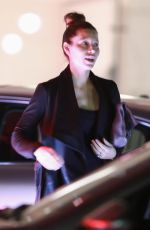 Pregnant JESSICA BIEL Out and About in Los Angeles