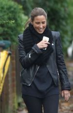 RACHEL STEVENS Out and About in North London