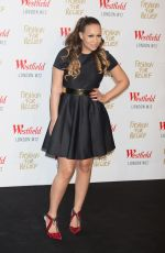 REBECCA FERGUSON at Fashion for Relief Pop-up Store Launch at Westfield in London