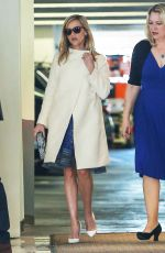 REESE WITHERSPOON Arrives at Beverly Hilton Hotel