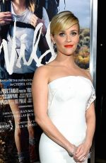 REESE WITHERSPOON at Wild Premiere at Ampas Samuel Goldwyn Theater in Beverly Hills