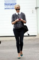 REESE WITHERSPOON Out and About in Santa Monica 2011