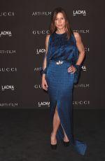 RHONA MITRA at 2014 Lacma Art + Film Gala in Los Angeles