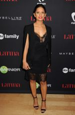 ROCSI DIAZ at Latina Magazine's 30 Under 30 Party in West Hollywood